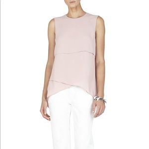 BCBGMAXAZRIA Blush Top
